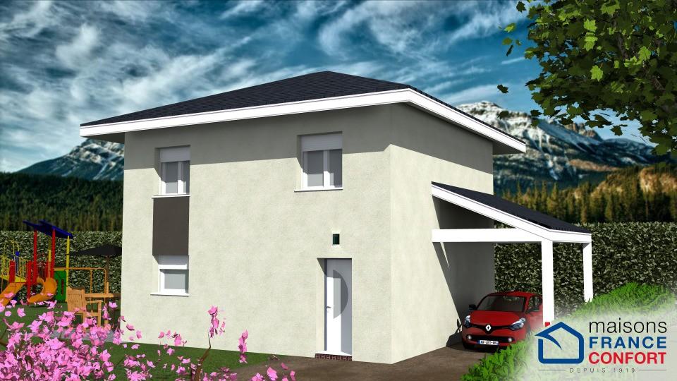 Maisons + Terrains du constructeur MAISON FRANCE CONFORT • 85 m² • LES MOLLETTES