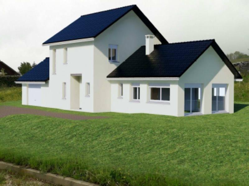 Maisons + Terrains du constructeur MAISON FRANCE CONFORT • 134 m² • SAINT BERON