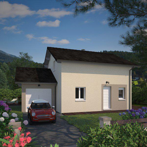 Maisons + Terrains du constructeur MAISON FRANCE CONFORT • 90 m² • ARBIN