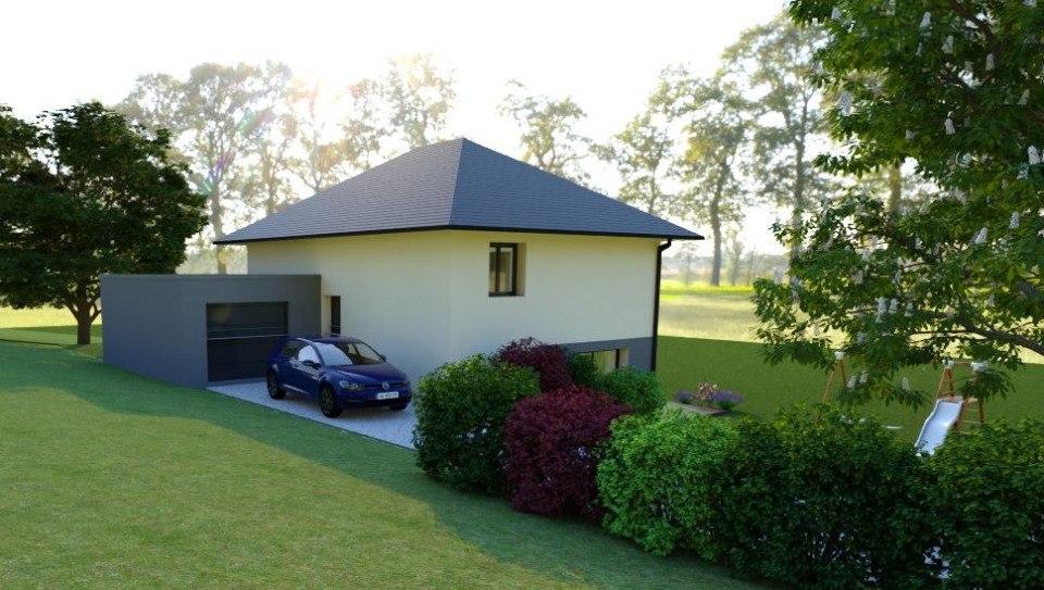 Maisons + Terrains du constructeur MAISONS FRANCE CONFORT • 110 m² • SAINT GENIX SUR GUIERS