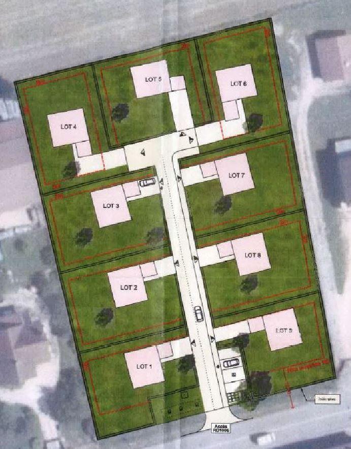 Terrains du constructeur MAISONS FRANCE CONFORT • 501 m² • LES ABRETS