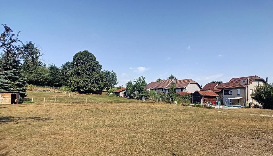 Terrains du constructeur MAISONS FRANCE CONFORT • 550 m² • MEYRIEUX TROUET