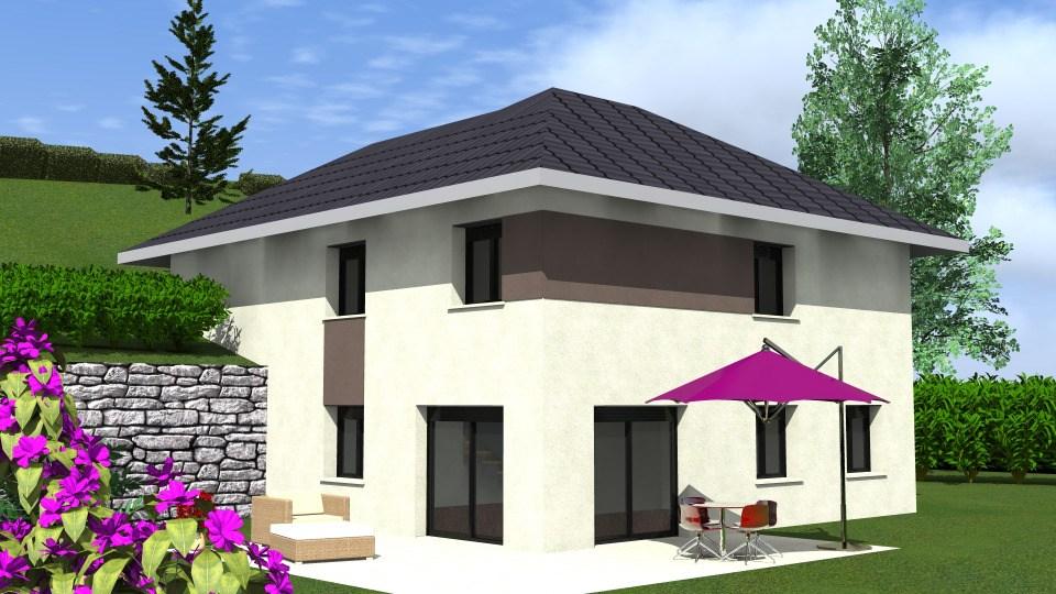 Maisons + Terrains du constructeur MAISONS FRANCE CONFORT • 115 m² • CHATEAUNEUF