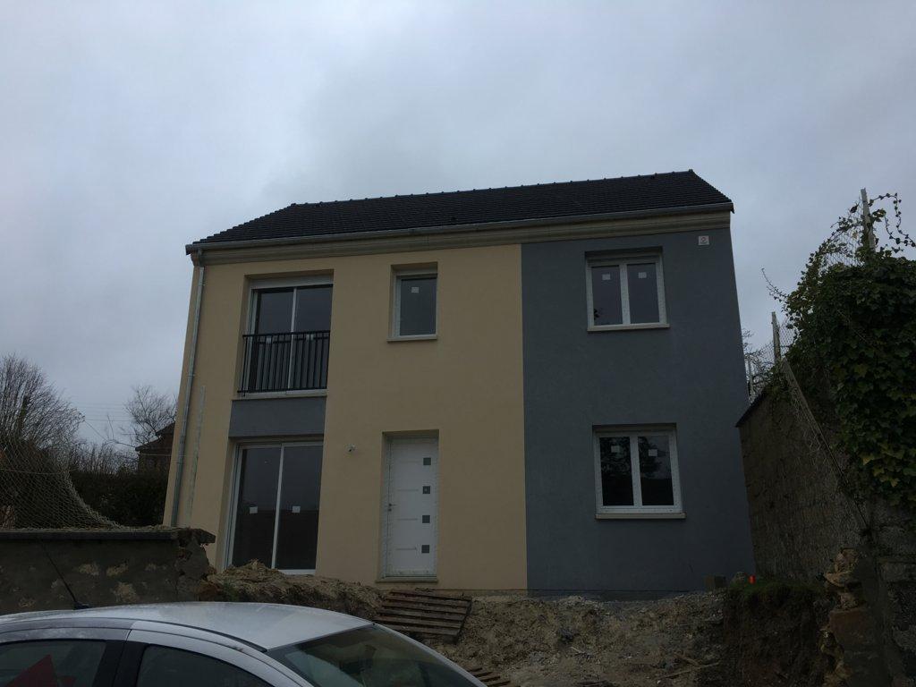 Maisons du constructeur MAISONS PIERRE  EVREUX • 110 m² • HARDENCOURT COCHEREL