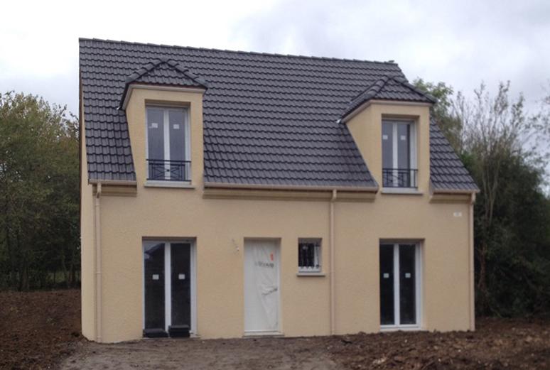 Maisons du constructeur MAISONS PIERRE  EVREUX • 107 m² • LA FORET DU PARC