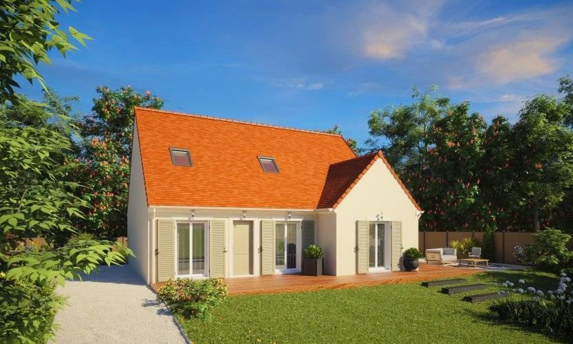 Maisons du constructeur MAISONS PIERRE  EVREUX • 124 m² • LA FORET DU PARC