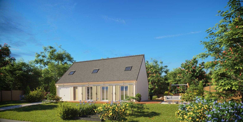 Maisons du constructeur MAISONS PIERRE  EVREUX • 132 m² • LA SAUSSAYE