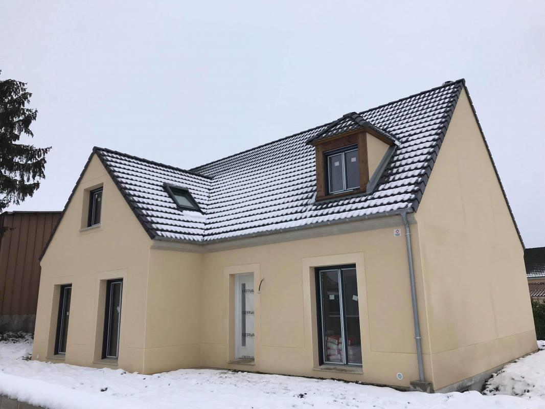 Maisons du constructeur MAISONS PIERRE  EVREUX • 165 m² • HOULBEC COCHEREL