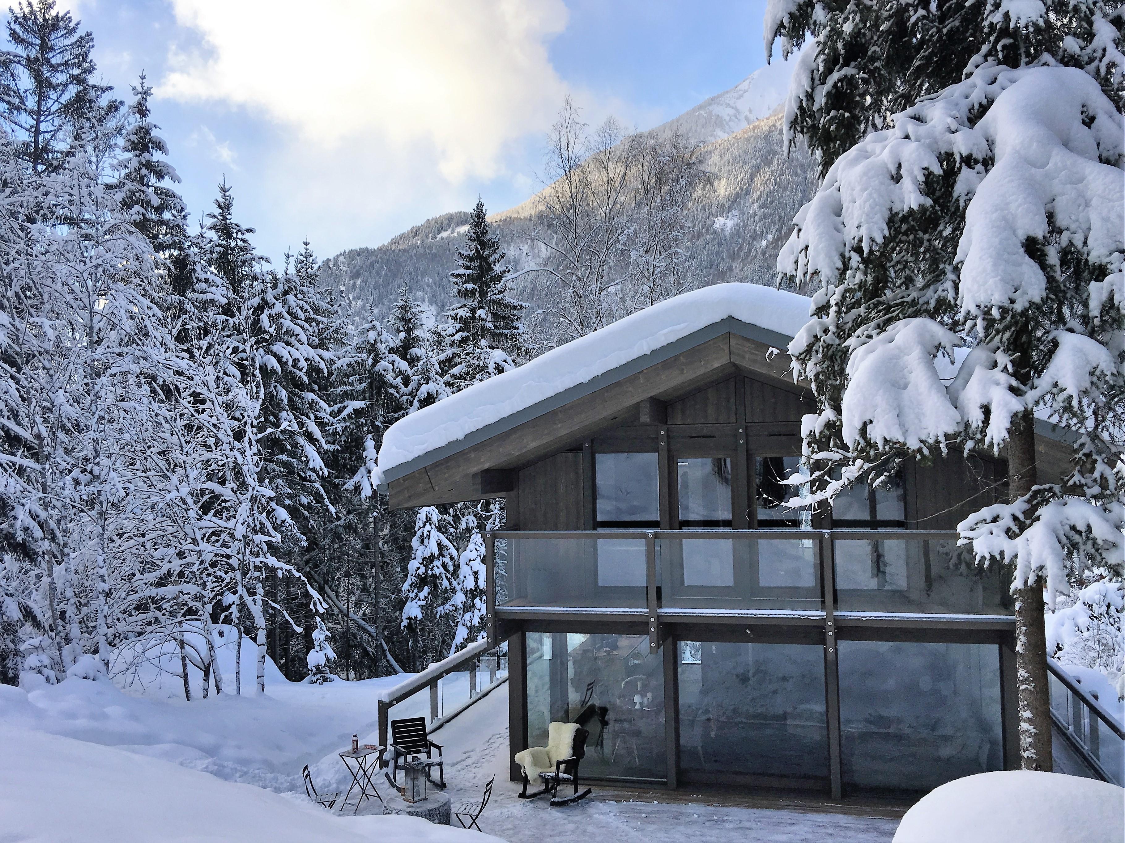 Maisons du constructeur GROUPE DUNOYER • 120 m² • CHAMONIX MONT BLANC