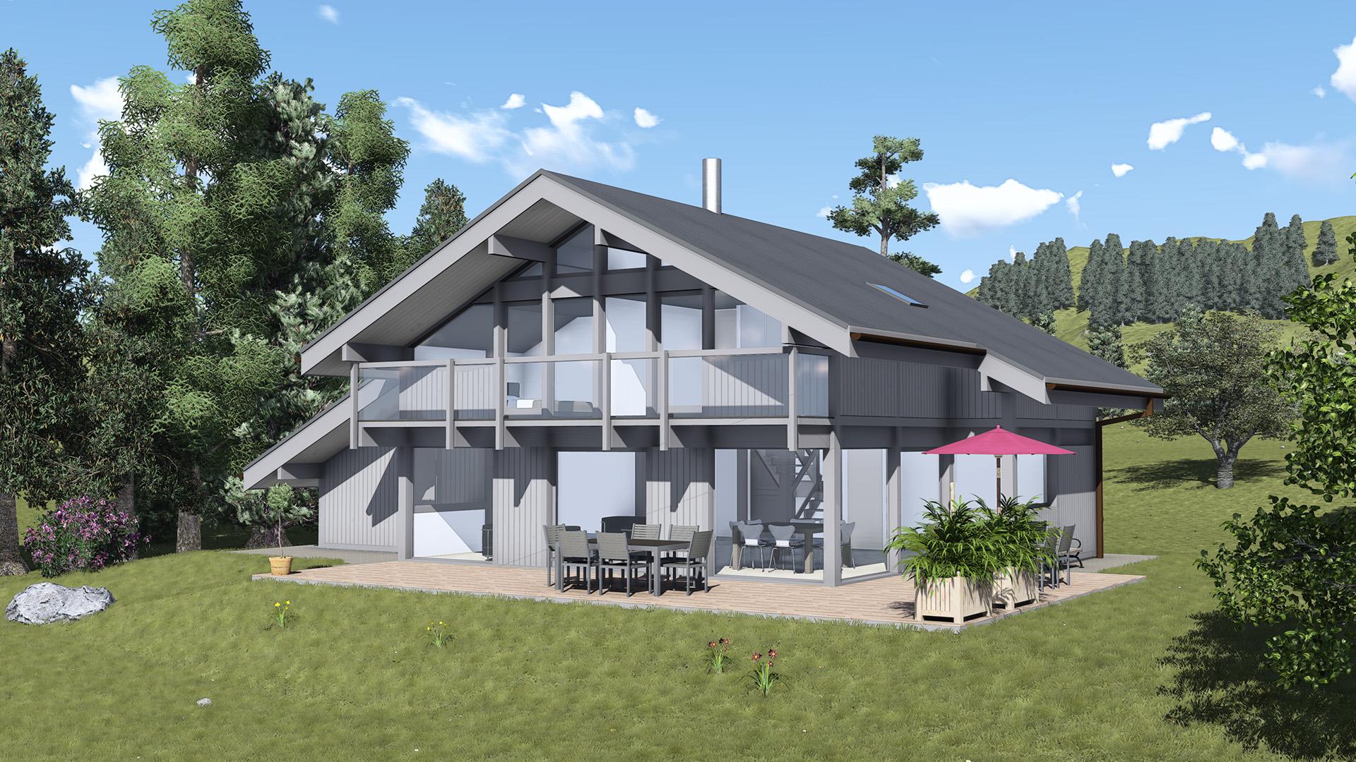 Maisons du constructeur GROUPE DUNOYER • 150 m² • VIEUGY