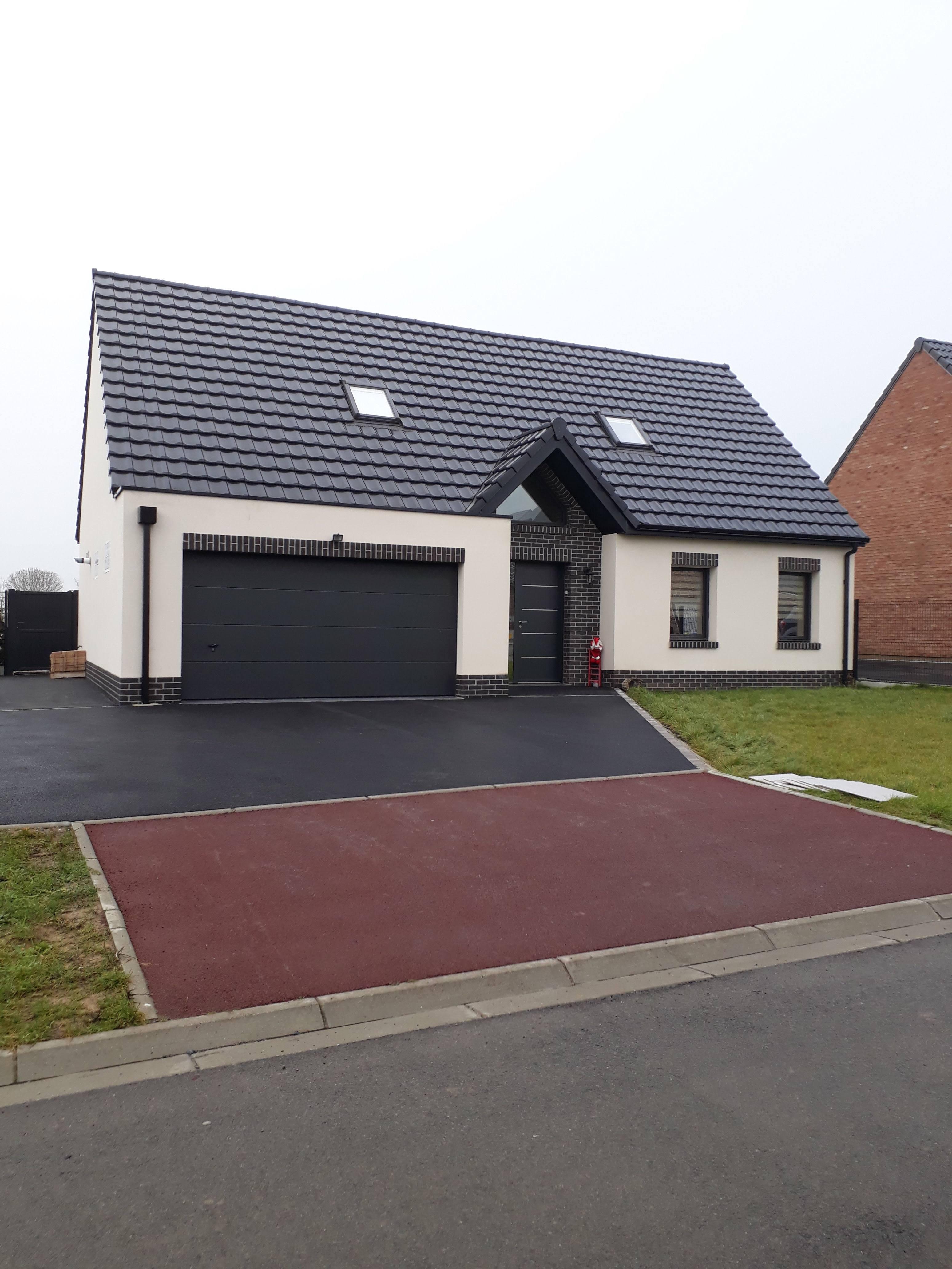 Maisons + Terrains du constructeur HABITAT CONCEPT NEUVILLE ST REMY • 110 m² • ESTOURMEL