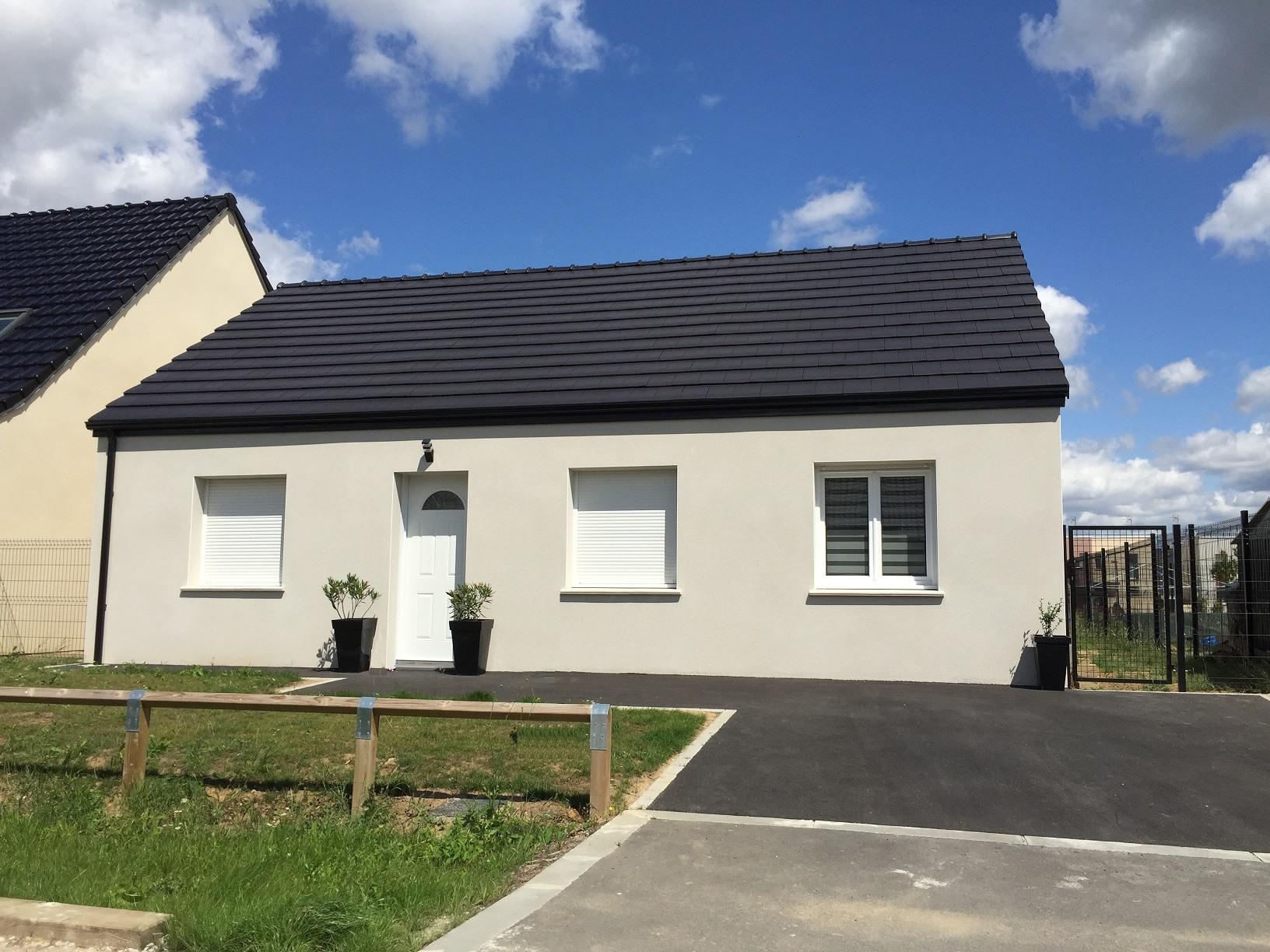 Maisons + Terrains du constructeur HABITAT CONCEPT NEUVILLE ST REMY • 85 m² • ESTOURMEL
