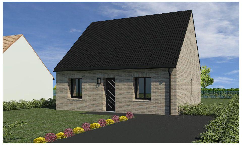 Maisons + Terrains du constructeur MAISONS FRANCE CONFORT • 81 m² • FONTAINE UTERTE
