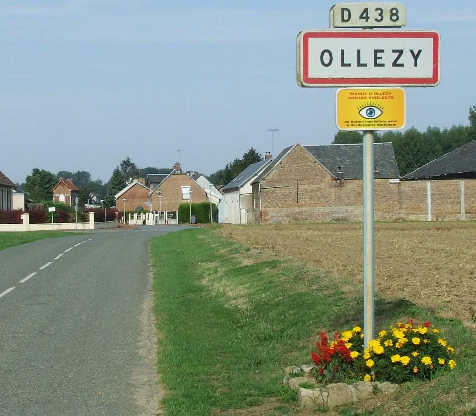Terrains du constructeur MAISONS FRANCE CONFORT • 889 m² • OLLEZY