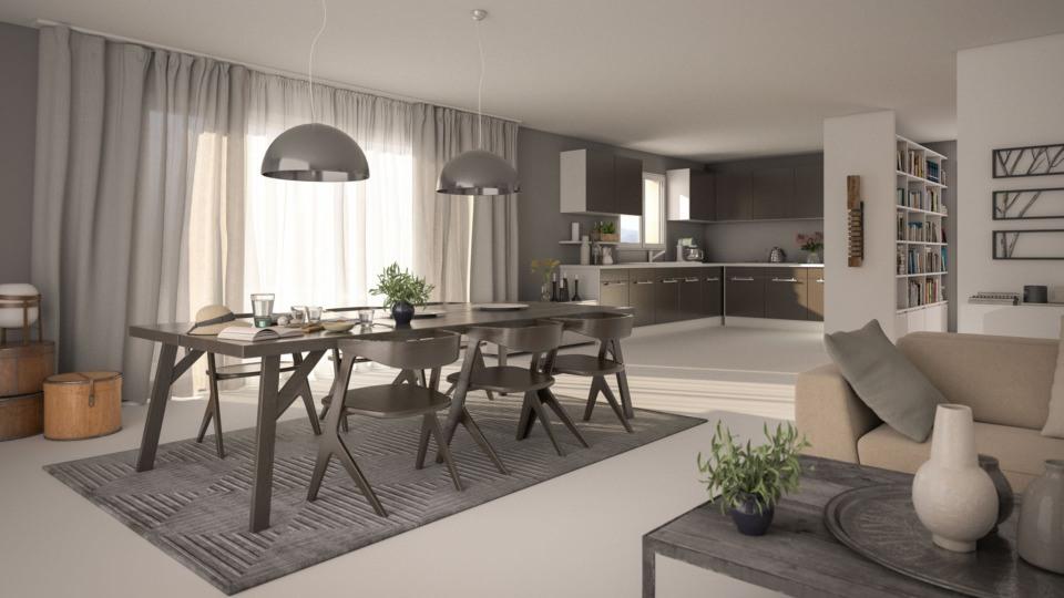 Terrains du constructeur LES MAISONS DE MANON • 900 m² • LA ROQUEBRUSSANNE