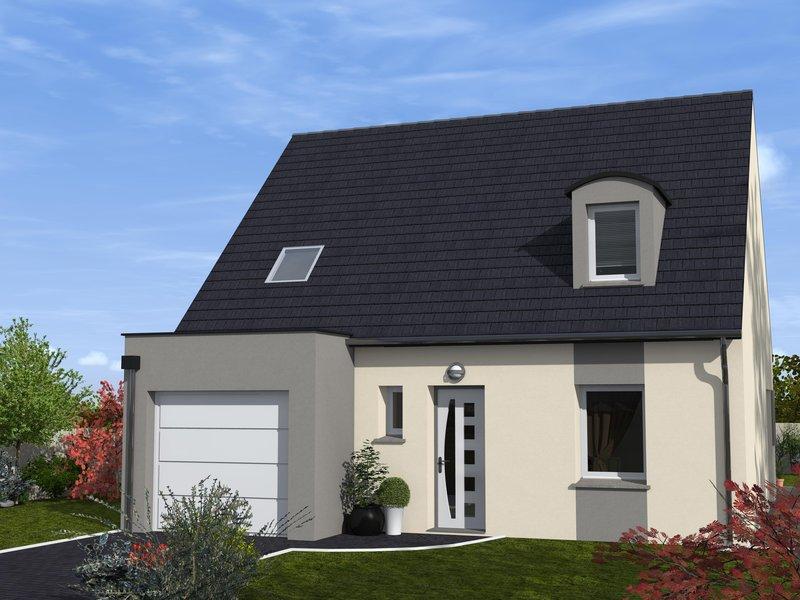 Maisons du constructeur IDEAL LOGIS • 102 m² • PARIGNE L'EVEQUE