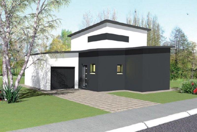 Maisons du constructeur IDEAL LOGIS •  m² • PARIGNE L'EVEQUE