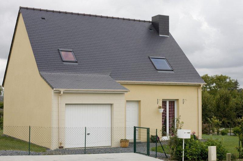 Maisons du constructeur IDEAL LOGIS • 90 m² • ALLONNES