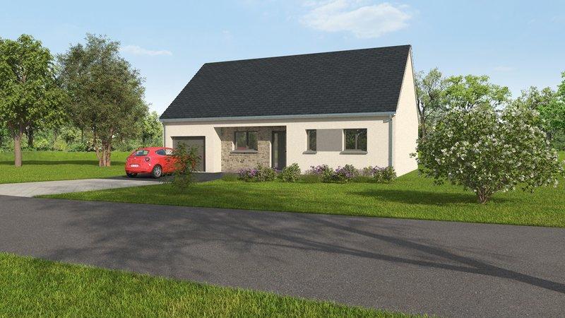 Maisons du constructeur IDEAL LOGIS • 162 m² • ALLONNES