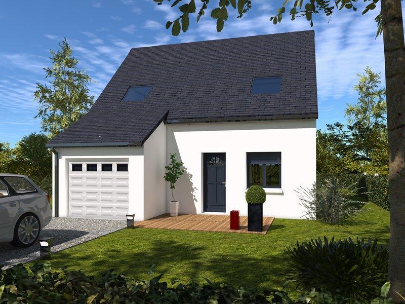 Maisons du constructeur IDEAL LOGIS • 83 m² • ALLONNES