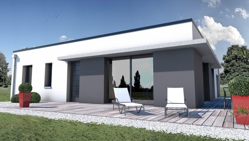 Maisons du constructeur IDEAL LOGIS • 92 m² • ALLONNES
