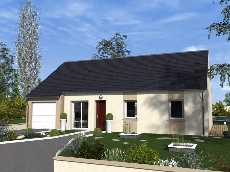 Maisons du constructeur IDEAL LOGIS • 600 m² • PARIGNE L'EVEQUE
