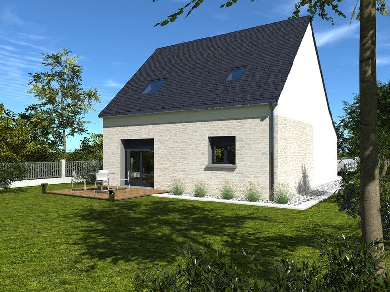 Maisons du constructeur IDEAL LOGIS • 90 m² • PARIGNE L'EVEQUE
