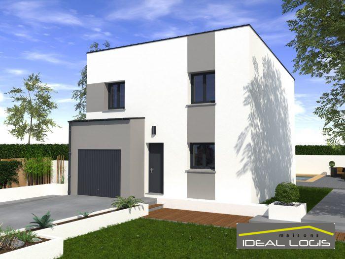 Maisons du constructeur IDEAL LOGIS • 89 m² • CHANGE