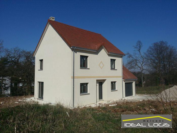 Maisons du constructeur IDEAL LOGIS • 113 m² • CHANGE