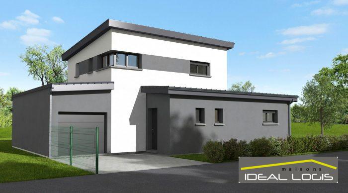 Maisons du constructeur IDEAL LOGIS • 100 m² • CHANGE