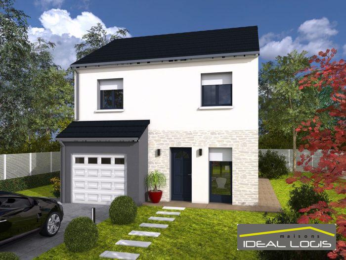 Maisons du constructeur IDEAL LOGIS • 81 m² • LE MANS