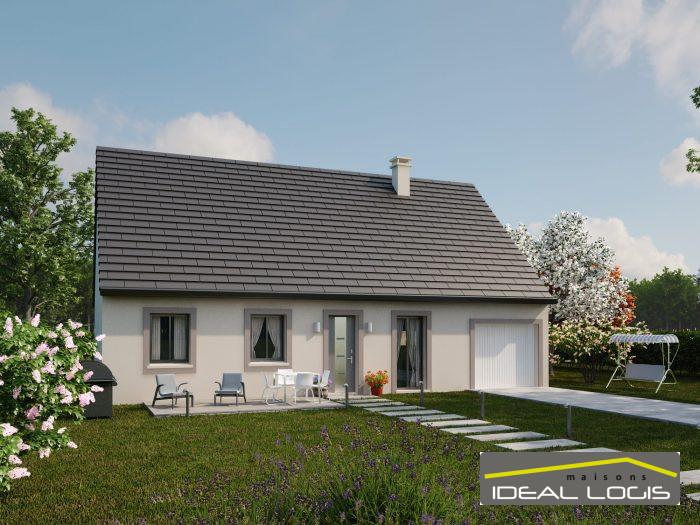 Maisons du constructeur IDEAL LOGIS • 97 m² • VILLAINES SOUS MALICORNE