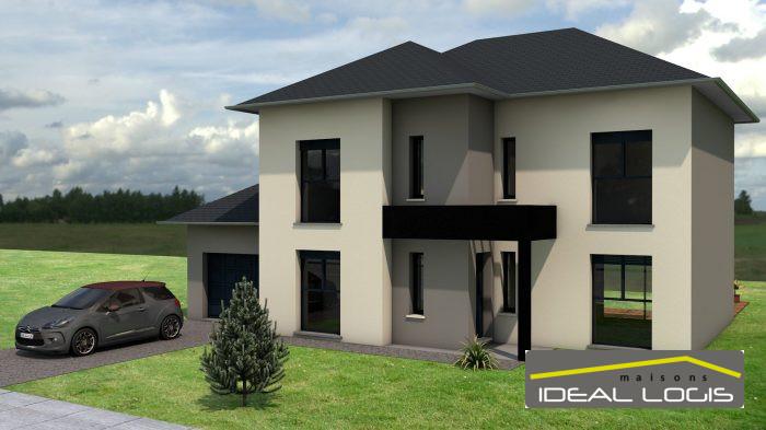 Maisons du constructeur IDEAL LOGIS • 151 m² • AIGNE