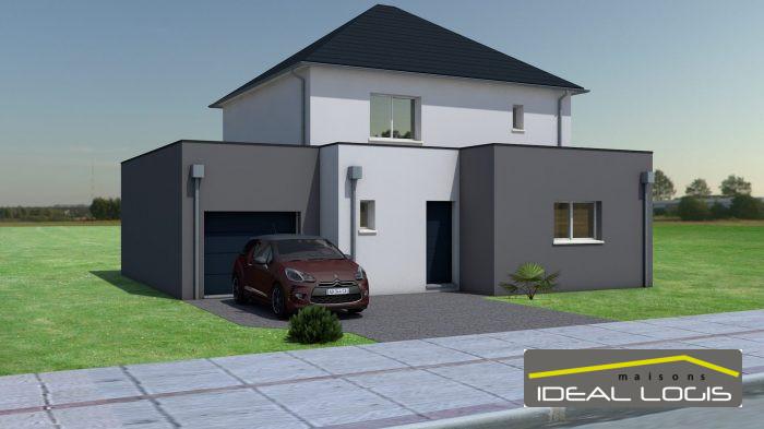 Maisons du constructeur IDEAL LOGIS • 144 m² • LA BAZOGE