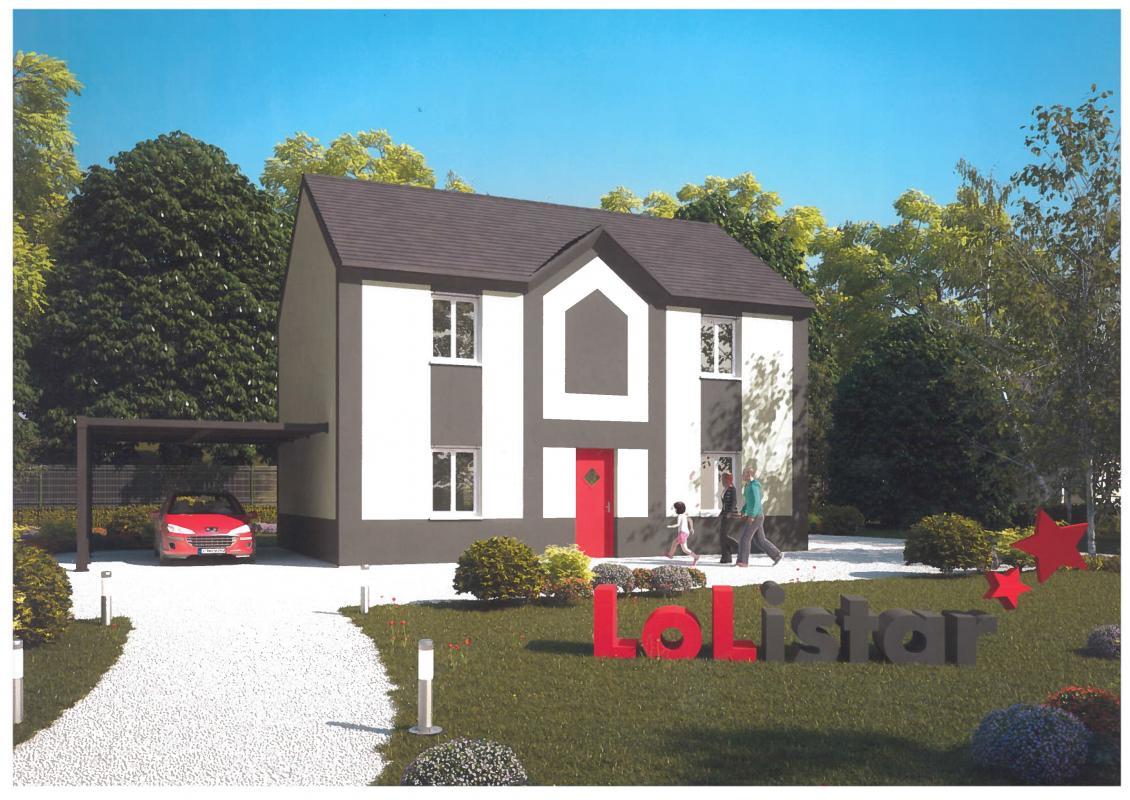 Maisons du constructeur MAISON LOL • 103 m² • VILLIERS SUR MORIN