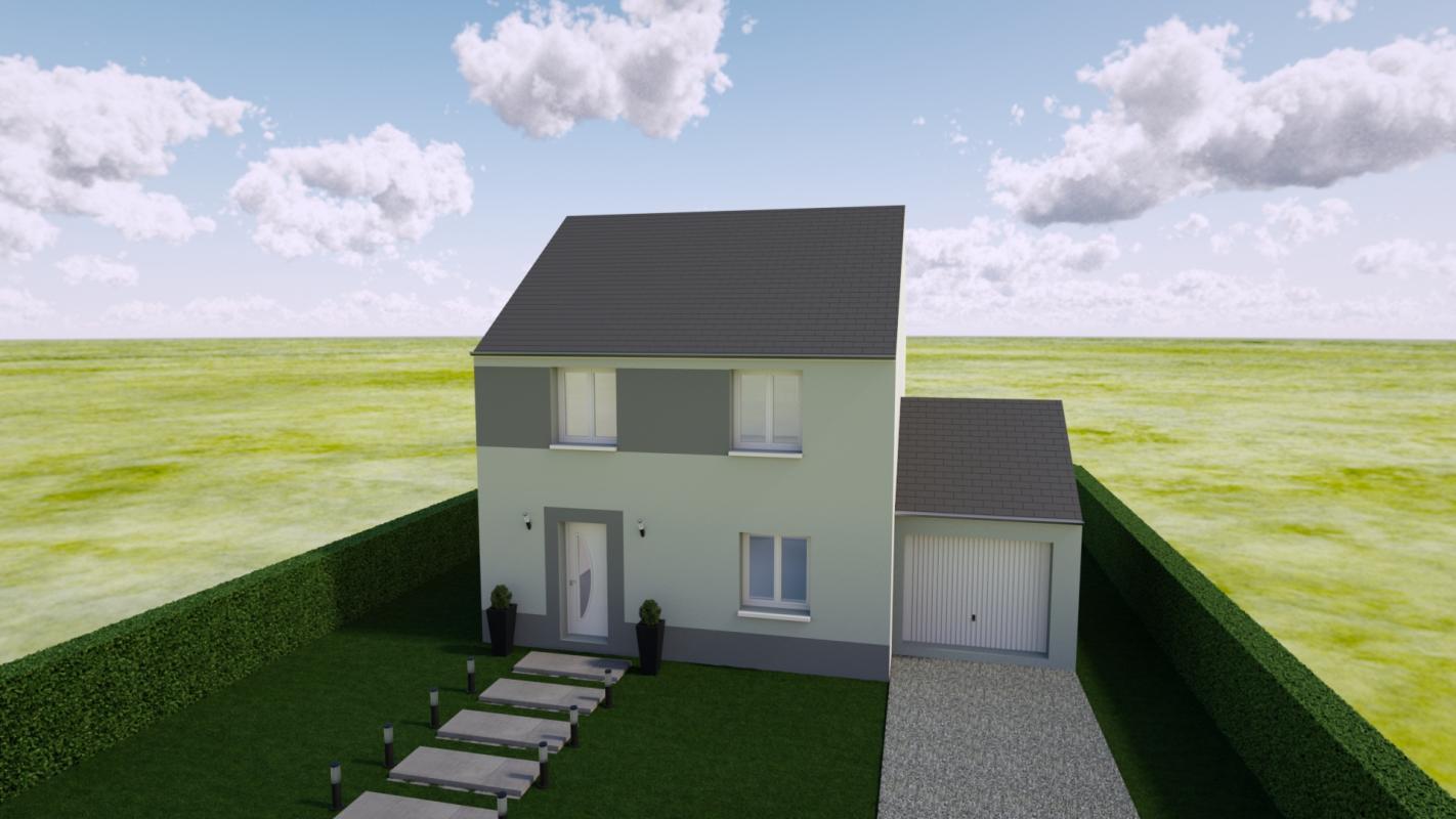 Maisons du constructeur MAISON LOL • 90 m² • BRIE COMTE ROBERT