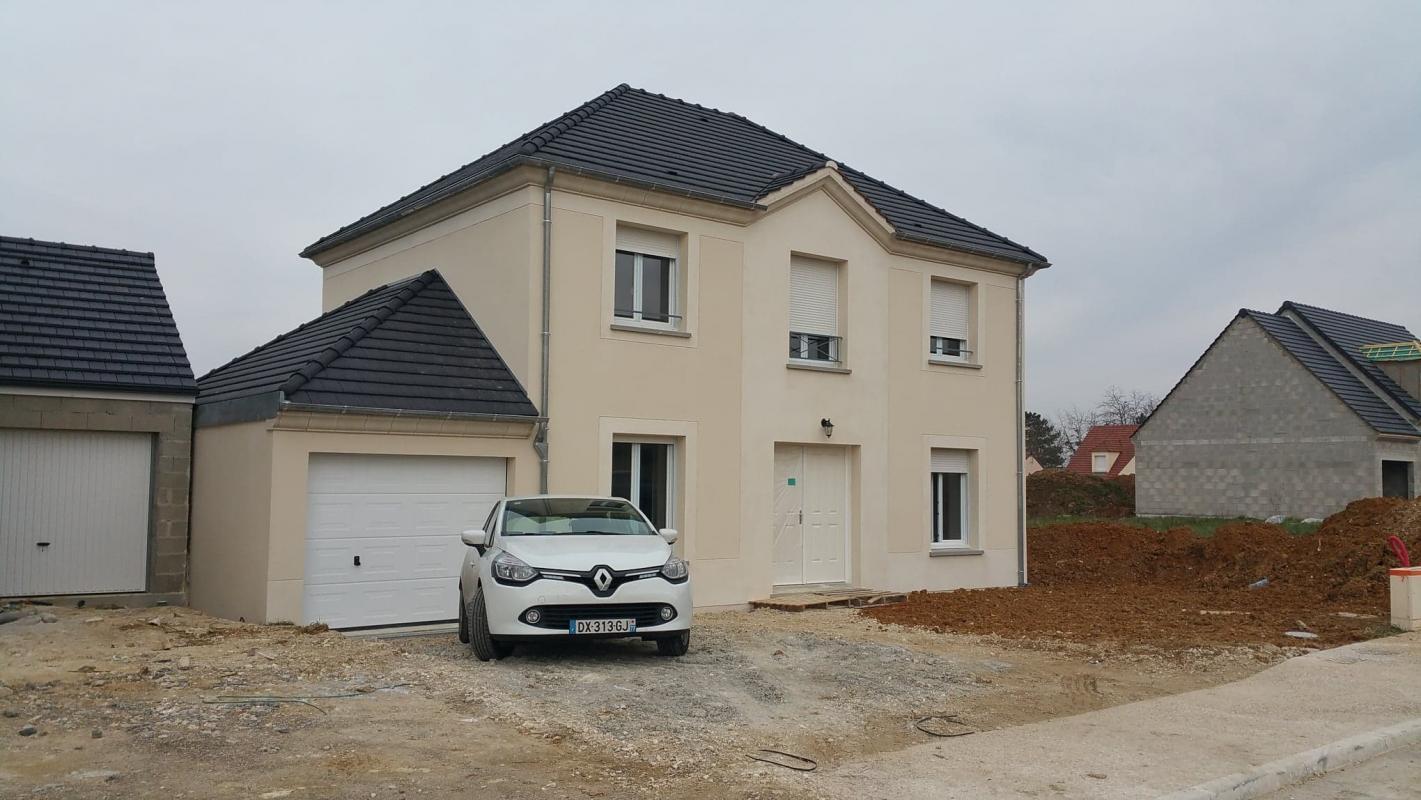 Maisons du constructeur MAISON LOL • 102 m² • FAREMOUTIERS