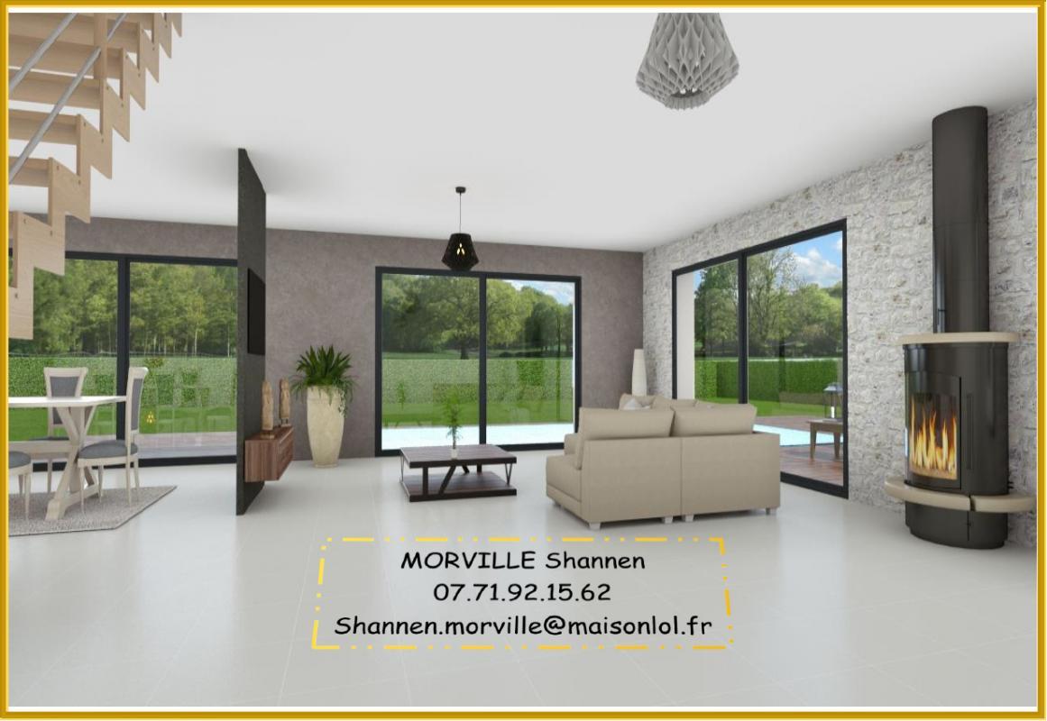 Terrains du constructeur MAISON LOL • 299 m² • GUIGNES
