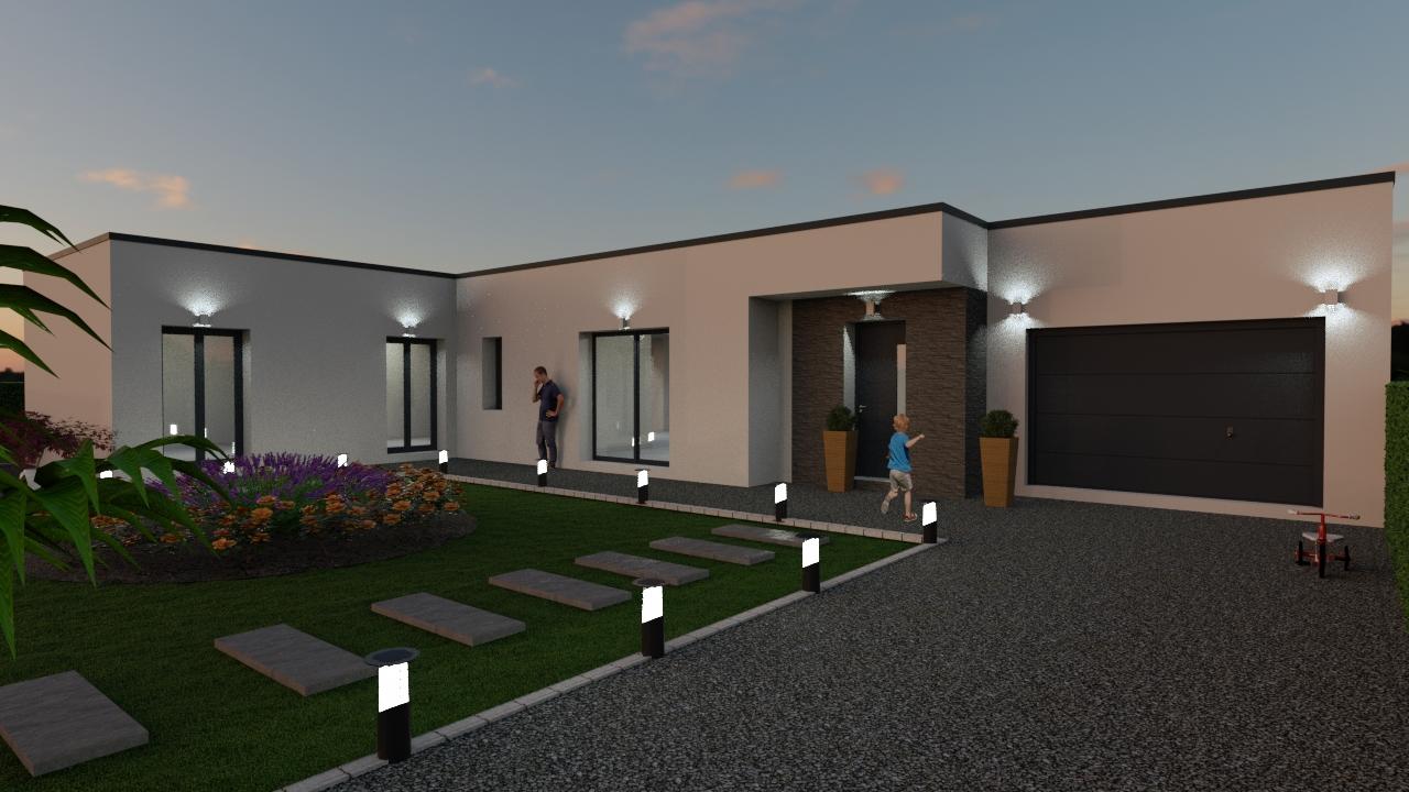 Maisons du constructeur MAISON LOL • 90 m² • MELUN
