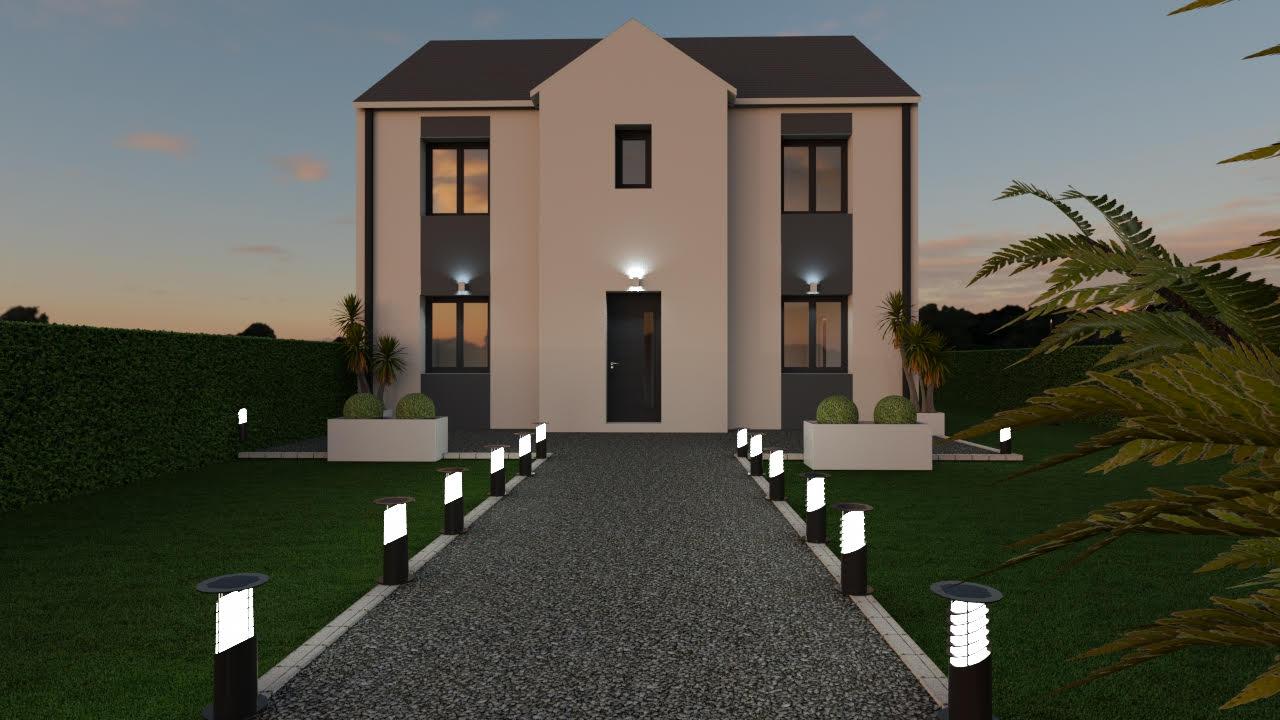 Maisons du constructeur MAISON LOL • 90 m² • LIEUSAINT