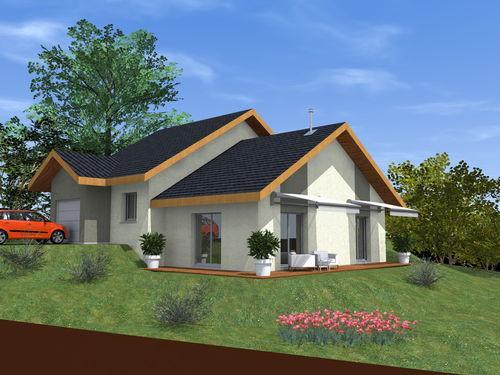 Maisons du constructeur CREAVILLA 38 • 95 m² • VIF
