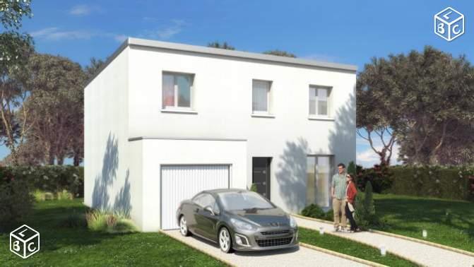 Maisons + Terrains du constructeur Maisons Le Masson LORIENT • 86 m² • PONT SCORFF
