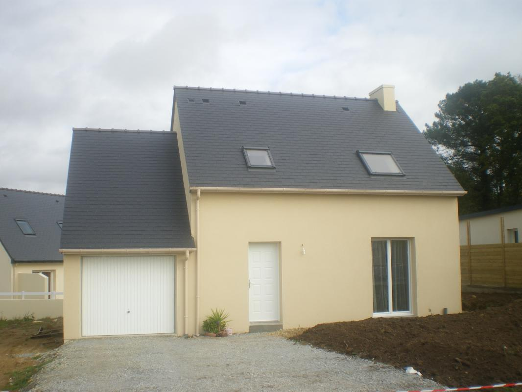 Maisons + Terrains du constructeur Maisons Le Masson LORIENT • 78 m² • LANGUIDIC