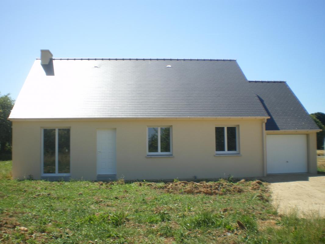 Maisons + Terrains du constructeur Maisons Le Masson LORIENT • 70 m² • PLUMELIAU