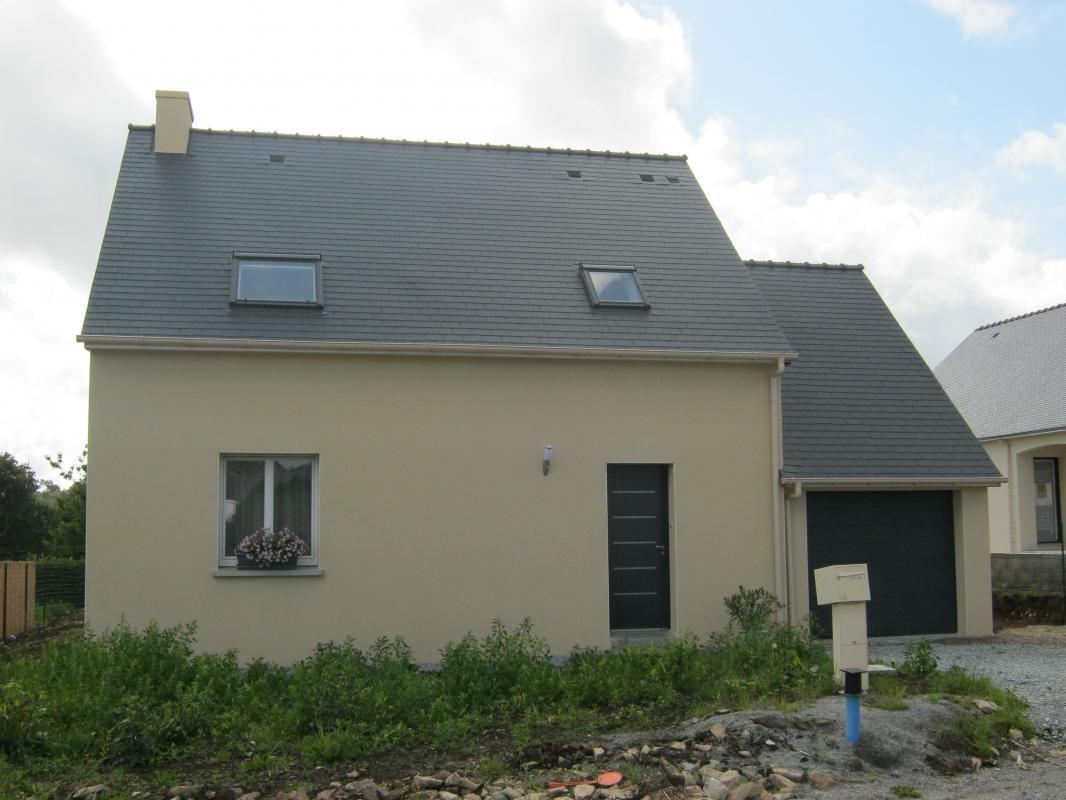 Maisons + Terrains du constructeur Maisons Le Masson LORIENT • SAINTE ANNE D'AURAY