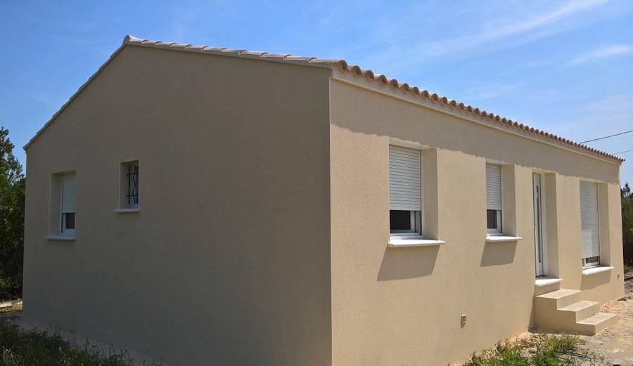 Maisons + Terrains du constructeur VILLADIRECT LE PONTET • 108 m² • COURTHEZON