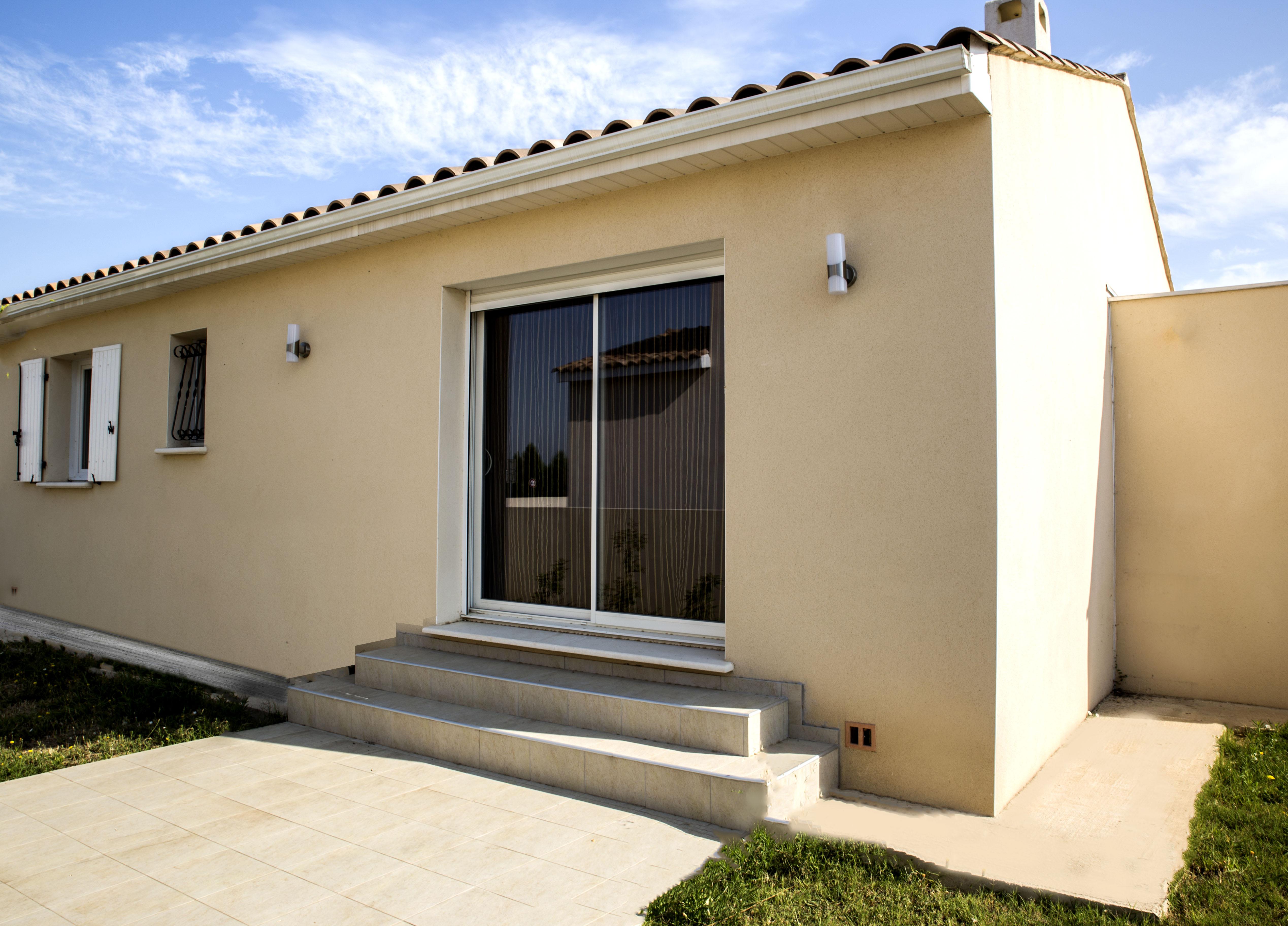 Maisons + Terrains du constructeur VILLADIRECT LE PONTET • 88 m² • COURTHEZON