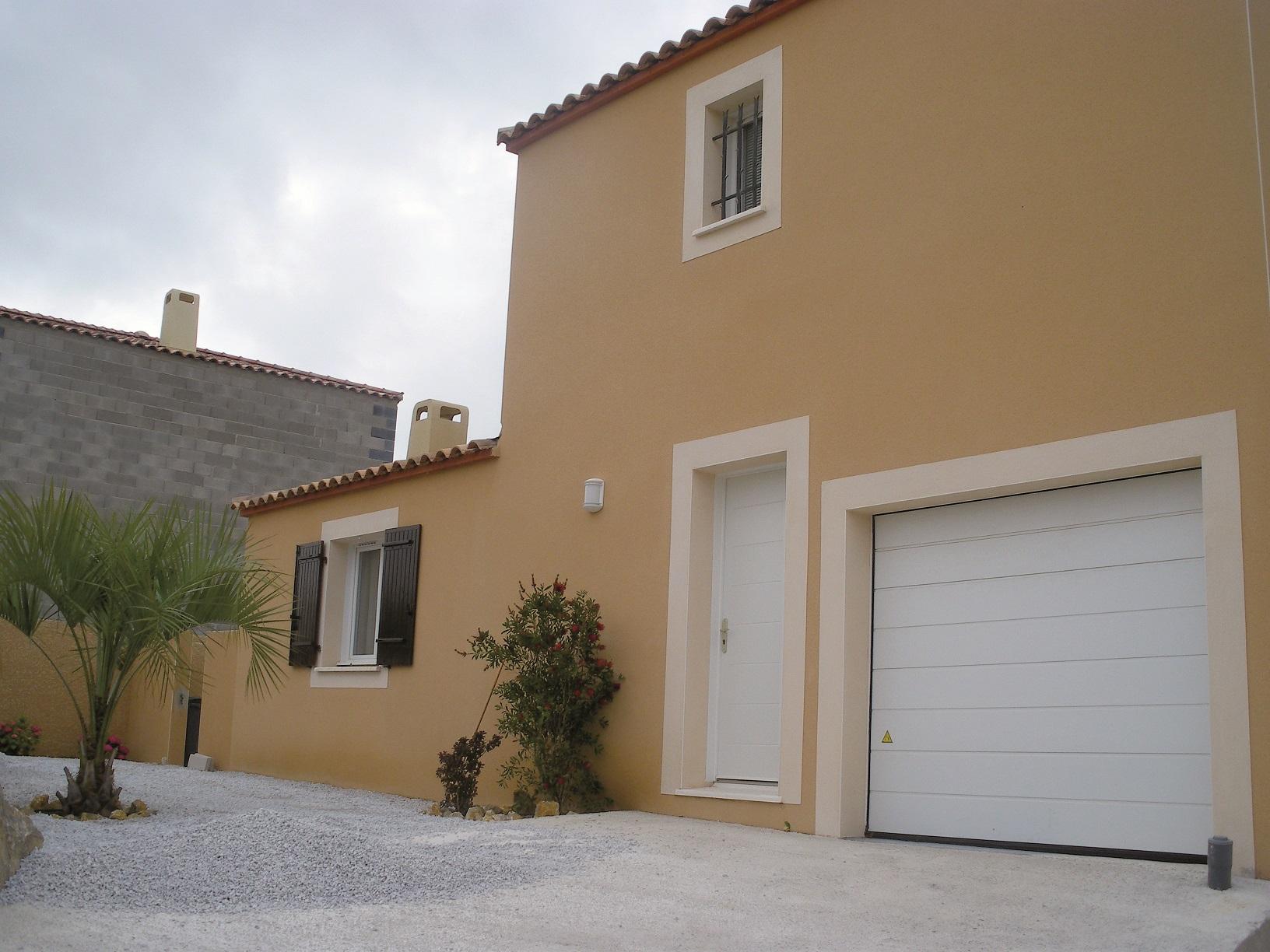 Maisons + Terrains du constructeur VILLADIRECT LE PONTET • 80 m² • SERIGNAN DU COMTAT
