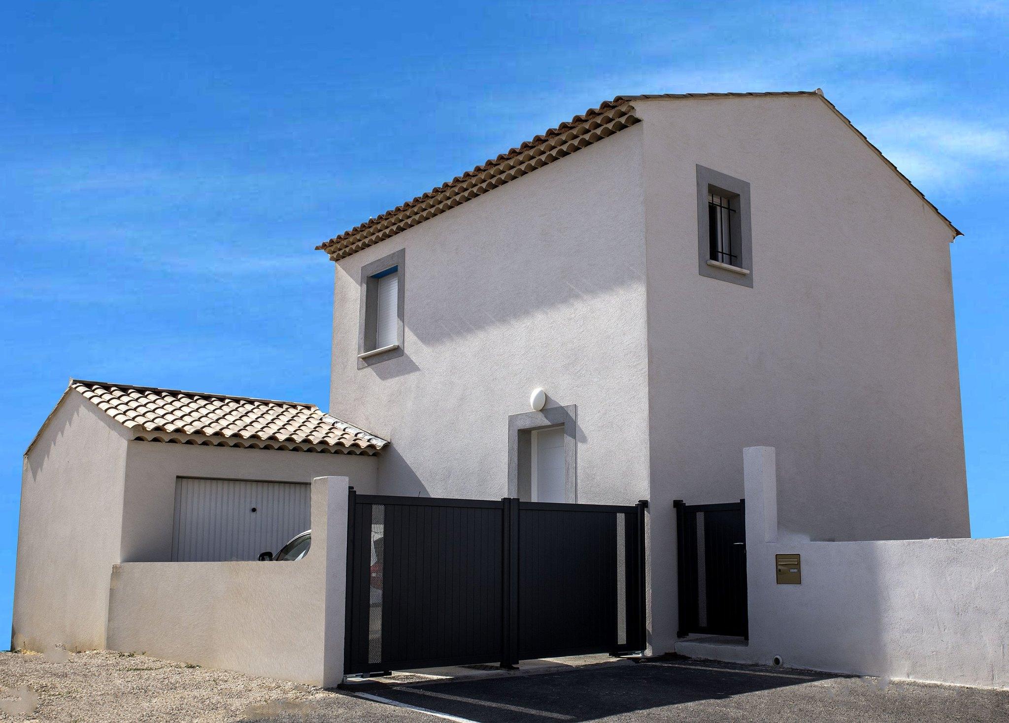 Maisons + Terrains du constructeur VILLADIRECT LE PONTET • 80 m² • CHATEAUNEUF DE GADAGNE