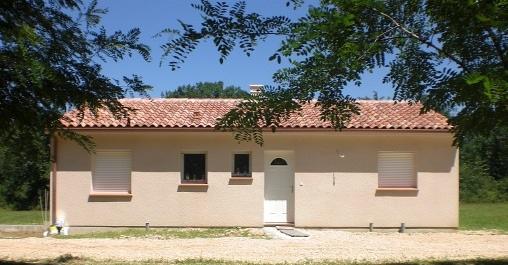 Maisons + Terrains du constructeur VILLADIRECT LE PONTET • 90 m² • CHATEAUNEUF DE GADAGNE